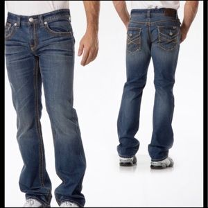Seven7 Straight Fit Jeans Size 32/32